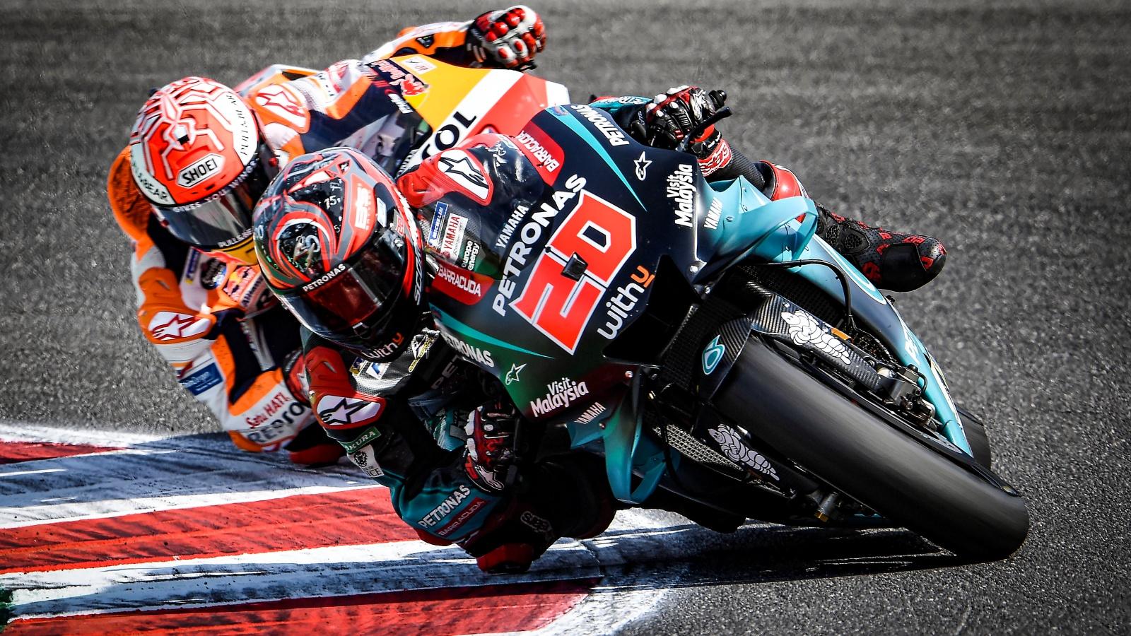 Fabio Quartararo, MotoGP y la nave nodriza