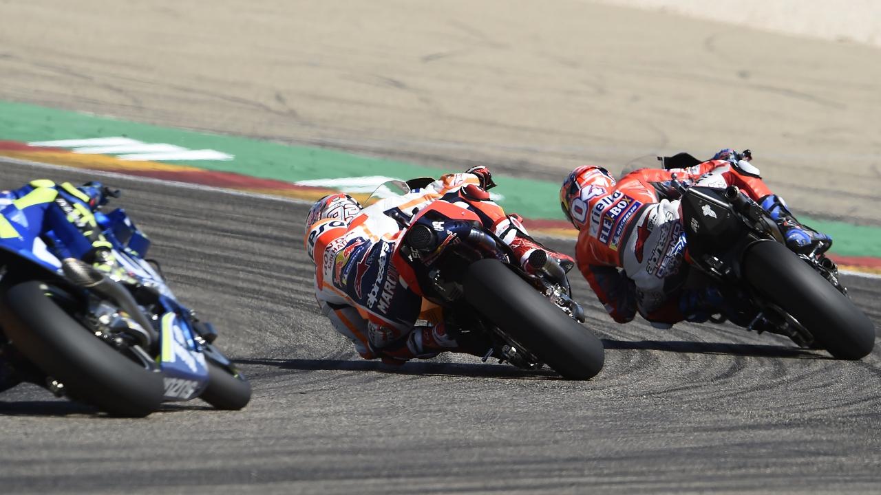 MotoGP Aragón 2019: Horarios y dónde ver las carreras por televisión