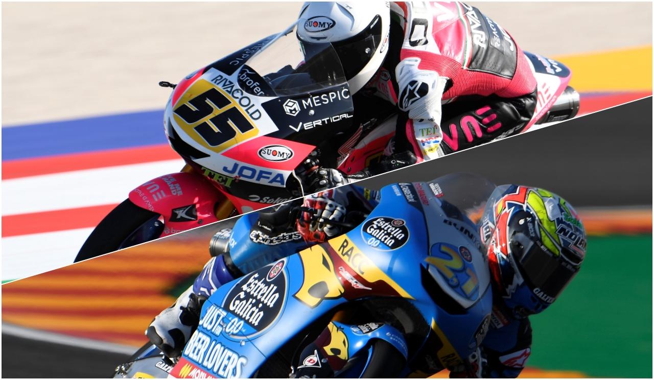 El equipo de Max Biaggi ficha a Romano Fenati y Alonso López para Moto3 2020
