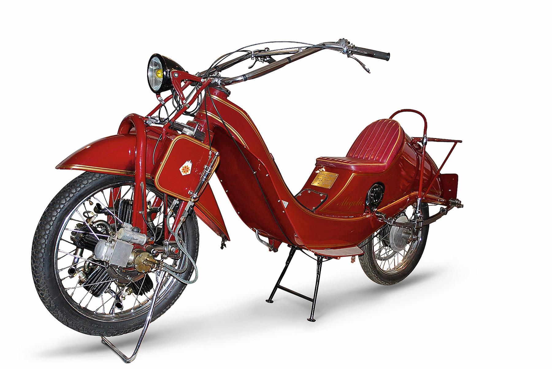 10 motos que rompieron con lo convencional y apostaron por lo insólito
