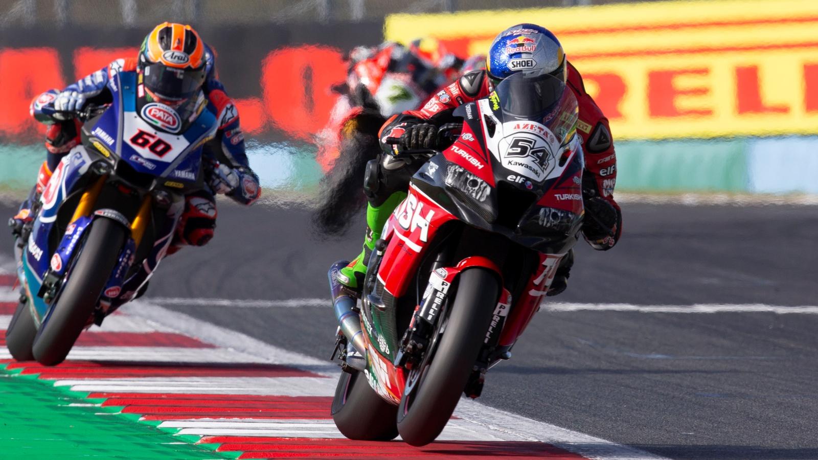 Toprak Razgatlioglu ficha por Yamaha para el Mundial de Superbike 2020