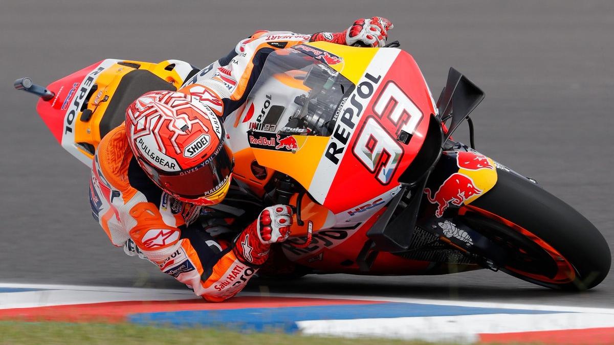 Marc Márquez será campeón del mundo de MotoGP 2019 en Tailandia si…