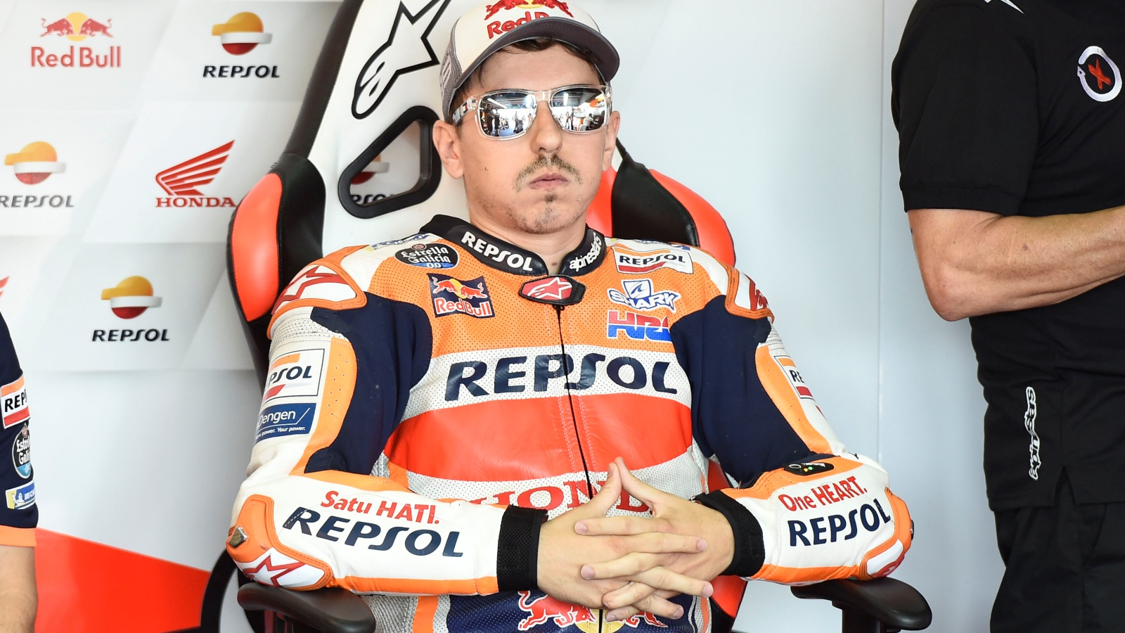 """Jorge Lorenzo: """"Estoy muy muy lejos de la cabeza, ni siquiera espero luchar por podios"""""""