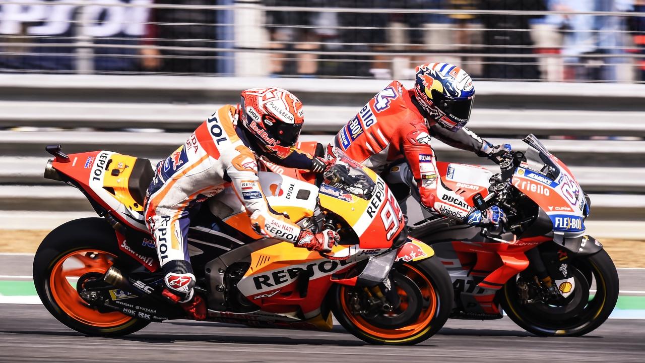 MotoGP Tailandia 2019: Horarios y dónde ver las carreras por televisión