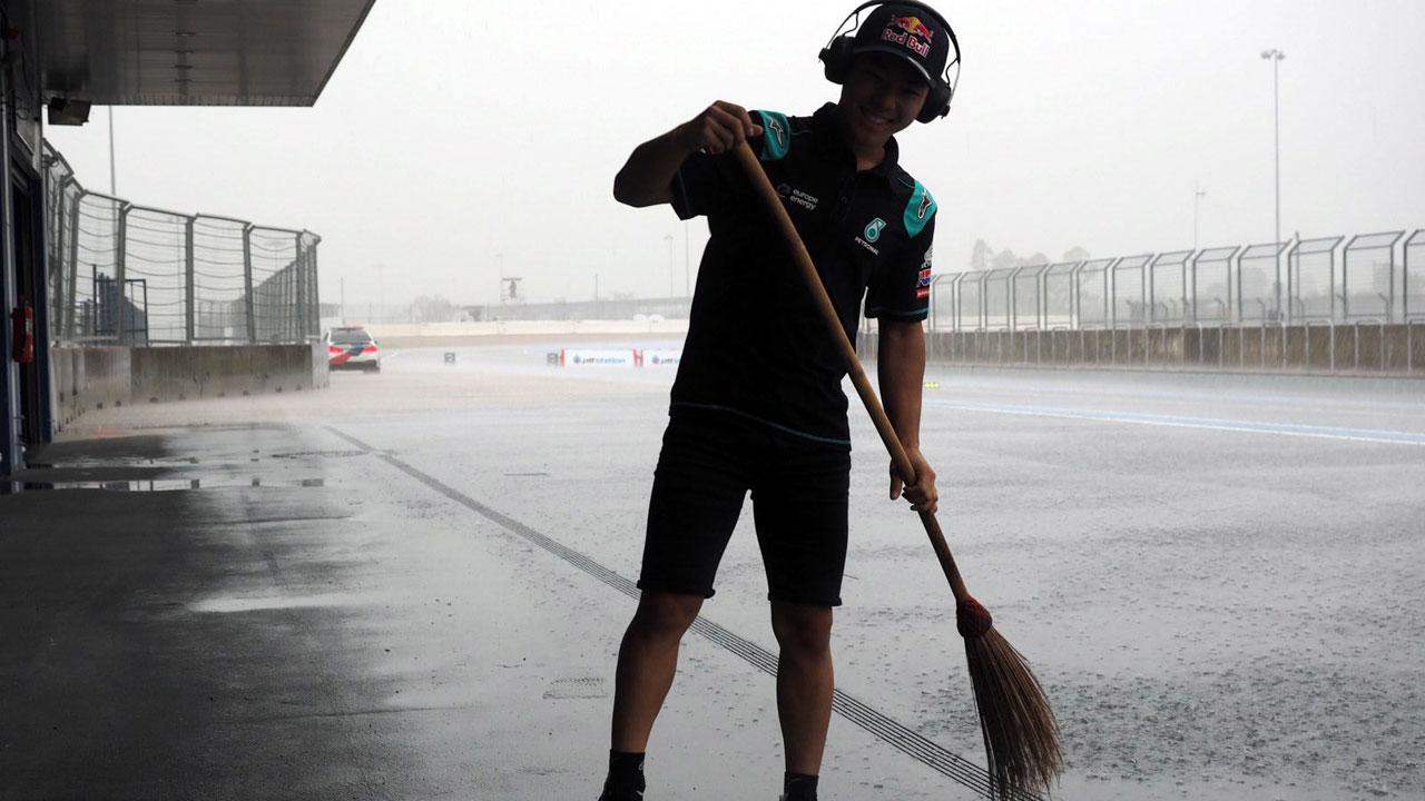 Los nuevos horarios del sábado en el GP de Tailandia