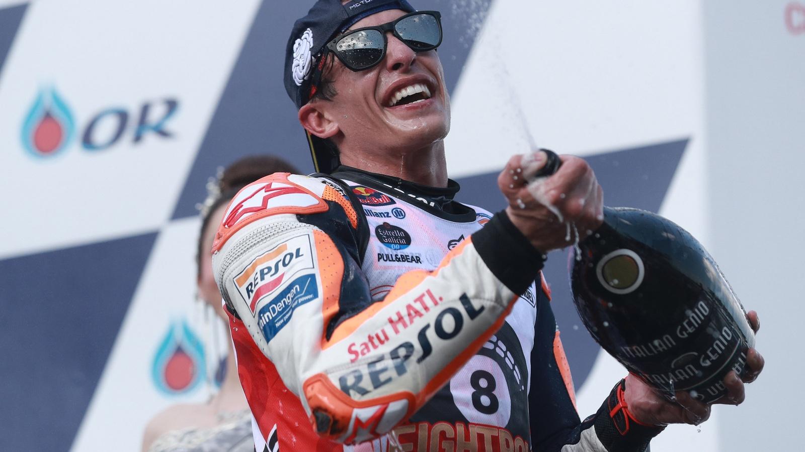 Los 26 años de Marc Márquez, la edad más propicia para conquistar MotoGP