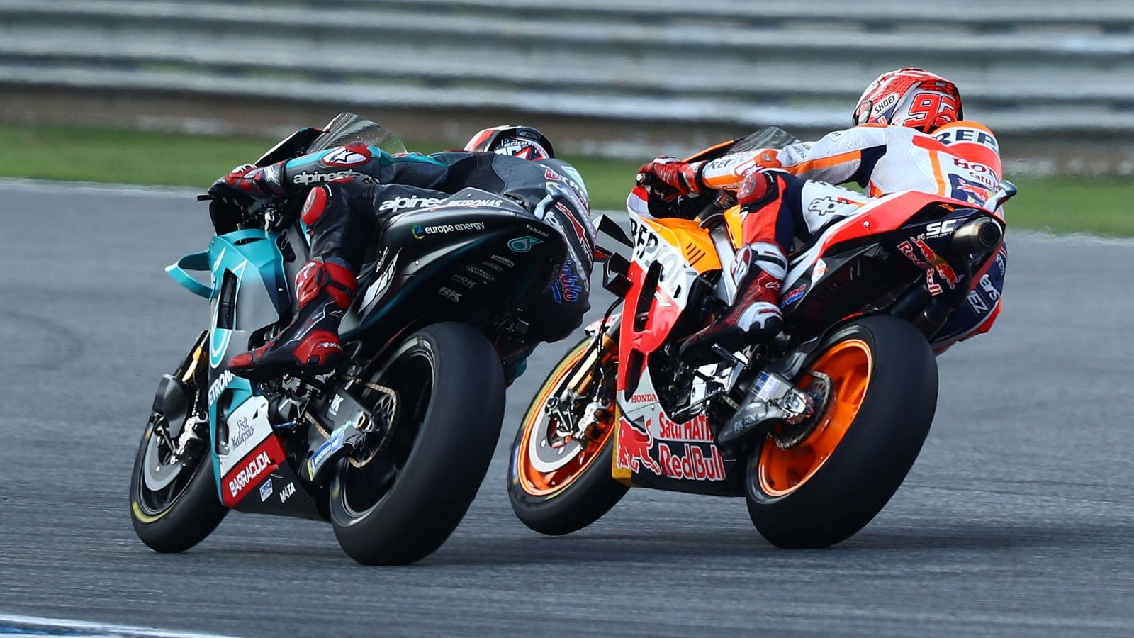 Píldoras MotoGP Tailandia 2019: Victoria doble, más vale tarde y puerta al futuro