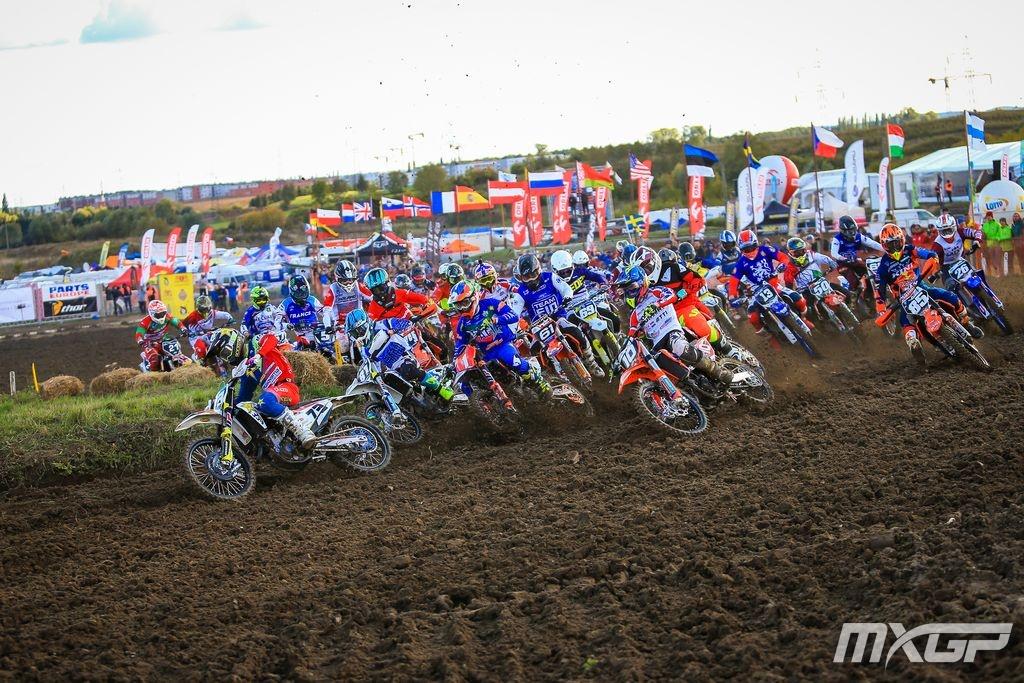 Segunda posición para España en el Europeo de las Naciones de Motocross