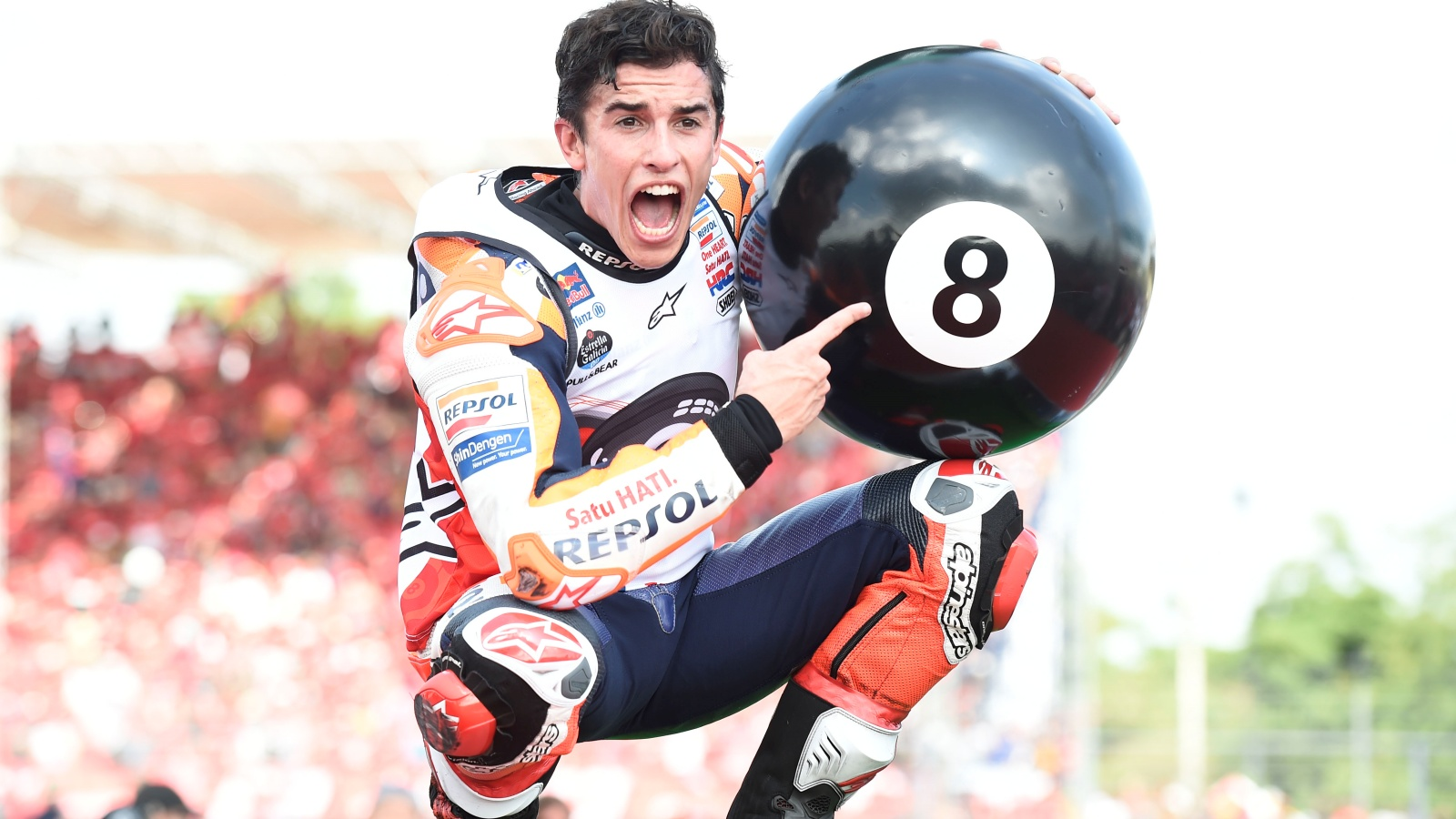 Marc Márquez v.2019, un software casi perfecto