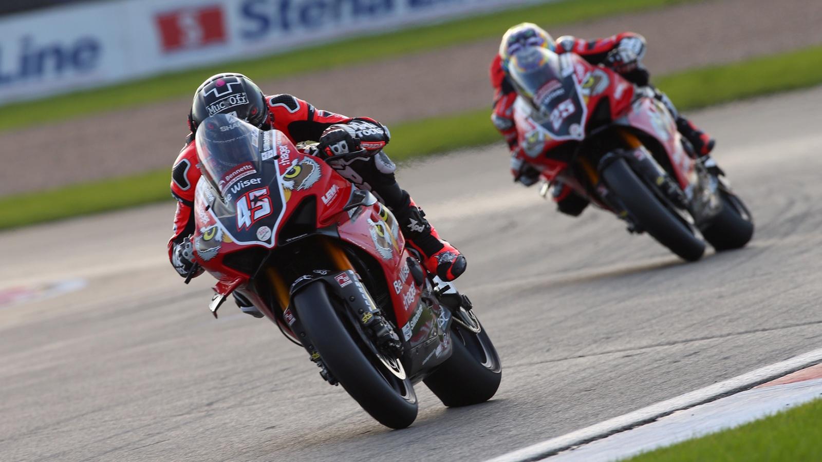 NoTodoMotoGP: Scott Redding vuelve a lucirse y Ducati asegura el título del BSB