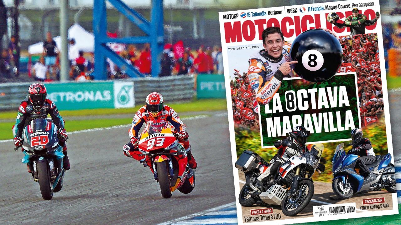 MOTOCICLISMO 2588, contenidos y sumario de la revista