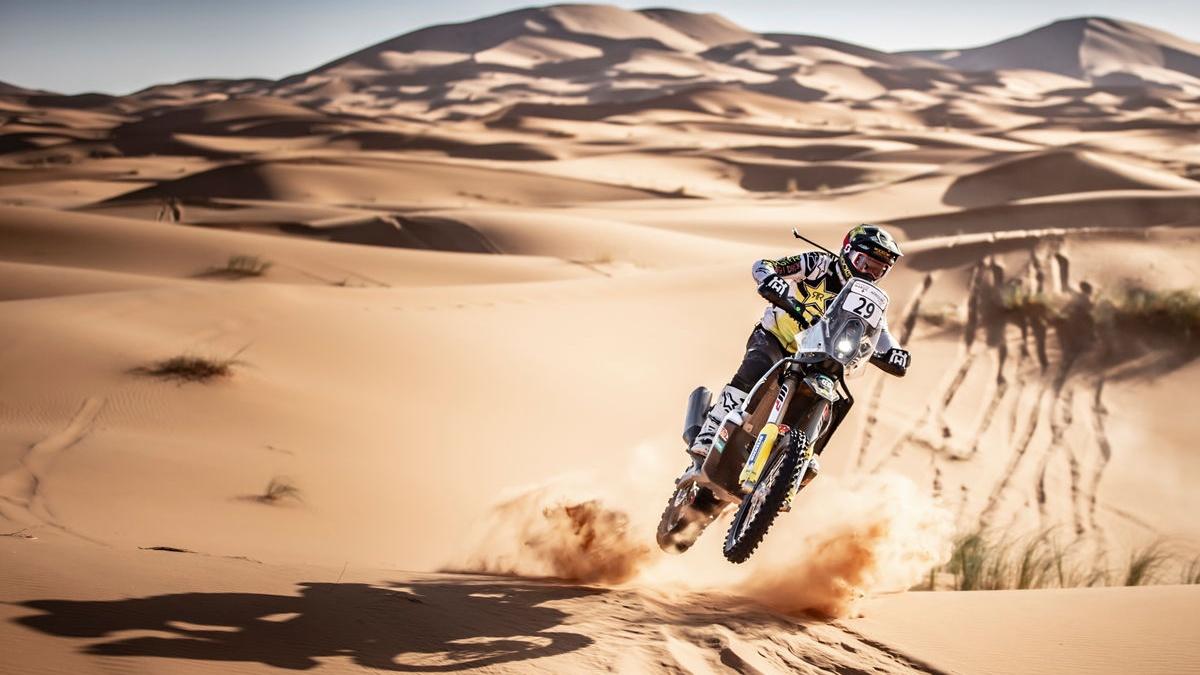 Andrew Short gana el Rally de Marruecos, Joan Barreda podio y Laia Sanz campeona