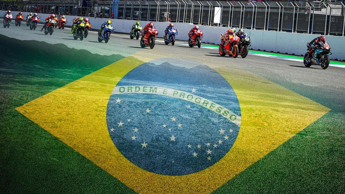 MotoGP anuncia el retorno a Brasil para 2022 en el nuevo Rio Motopark