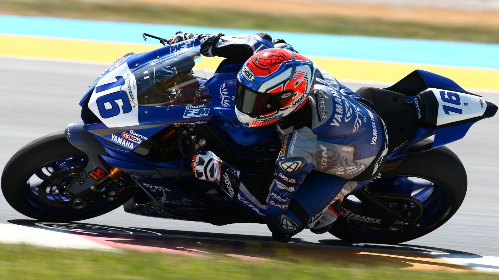 Jules Cluzel vence, Isaac Viñales repite podio y Supersport se decidirá en Qatar