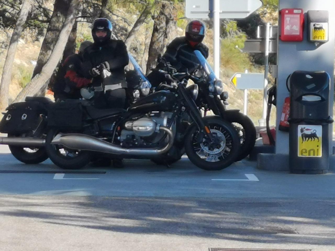 BMW R 1800 2020, se confirman las sospechas en estas fotos de las mulas de pruebas