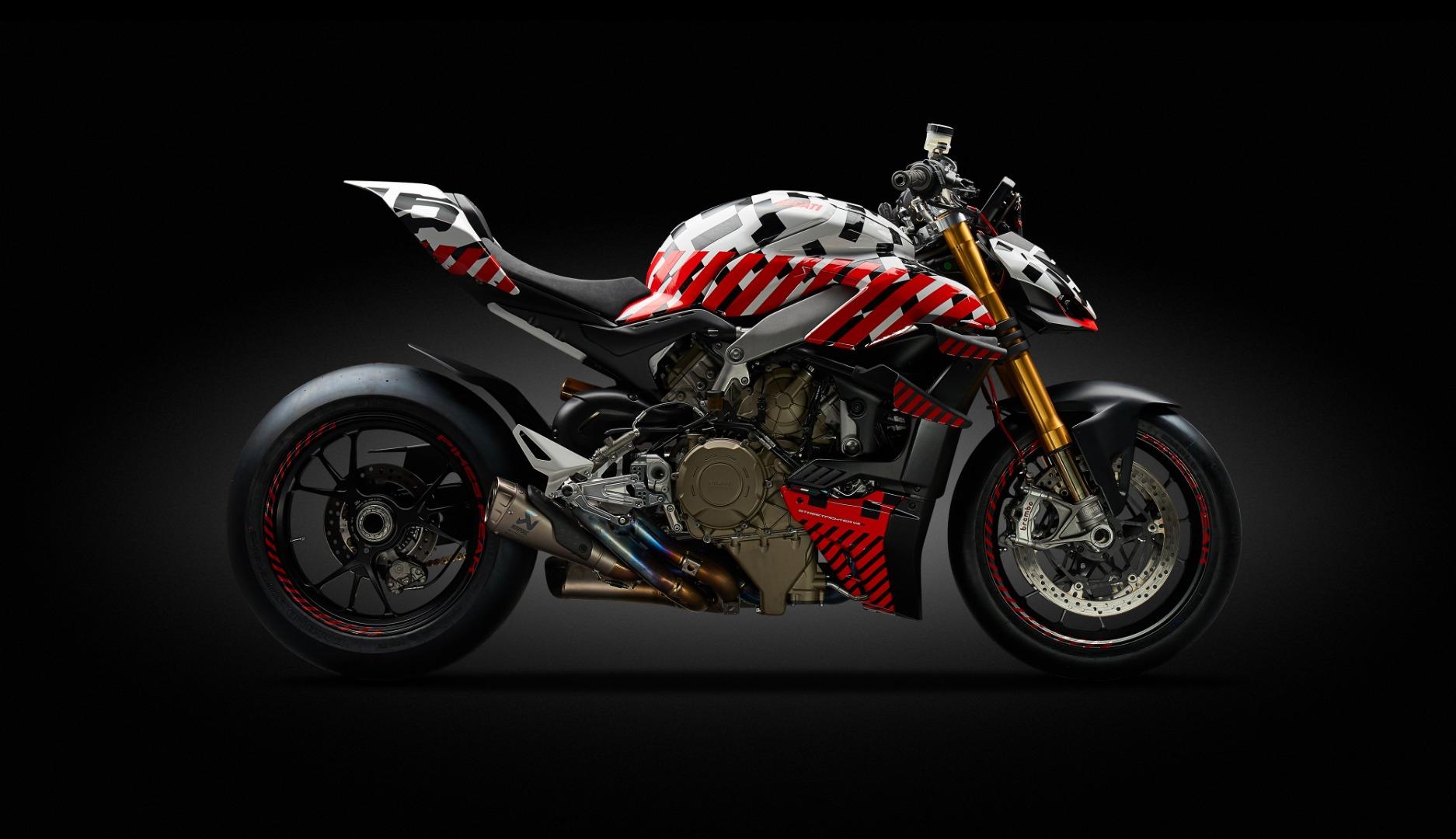 Ducati Streetfighter V4 2020, ¡ya tenemos los primeros datos oficiales y fecha de salida!