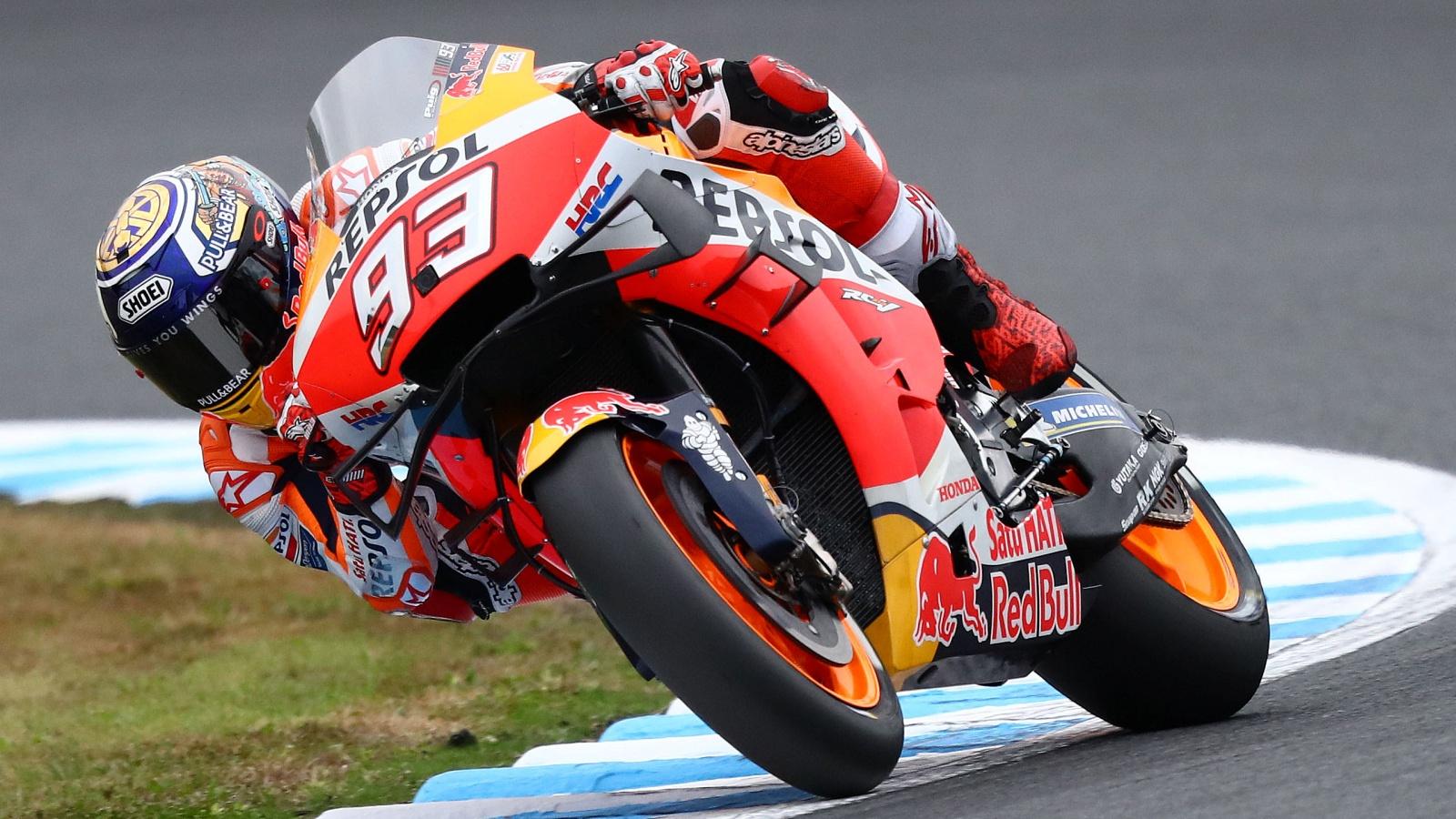 Marc Márquez salda su deuda con Motegi y cierra el círculo de poles en MotoGP