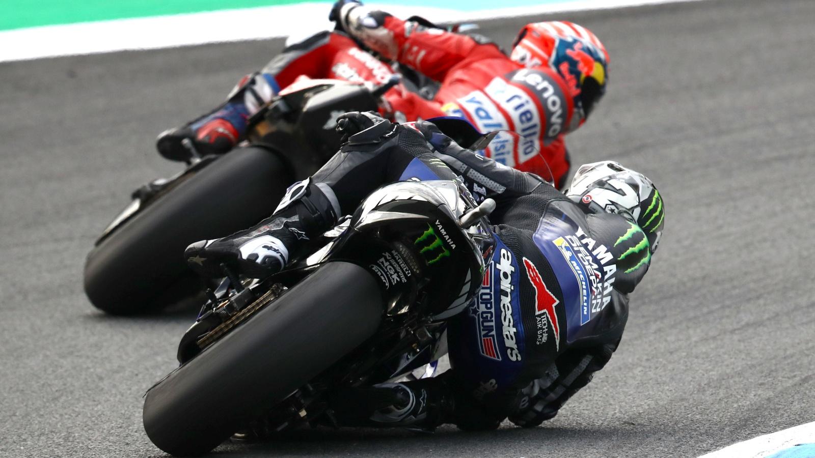"""Maverick Viñales: """"A nuestra moto le falta mucho, queda en manos de Yamaha mejorar"""""""