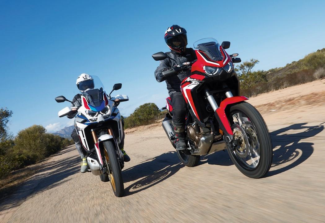 Honda CRF1100L Africa Twin & CRF1100L Africa Twin Adventure Sports, prueba, ficha técnica y primeras impresiones