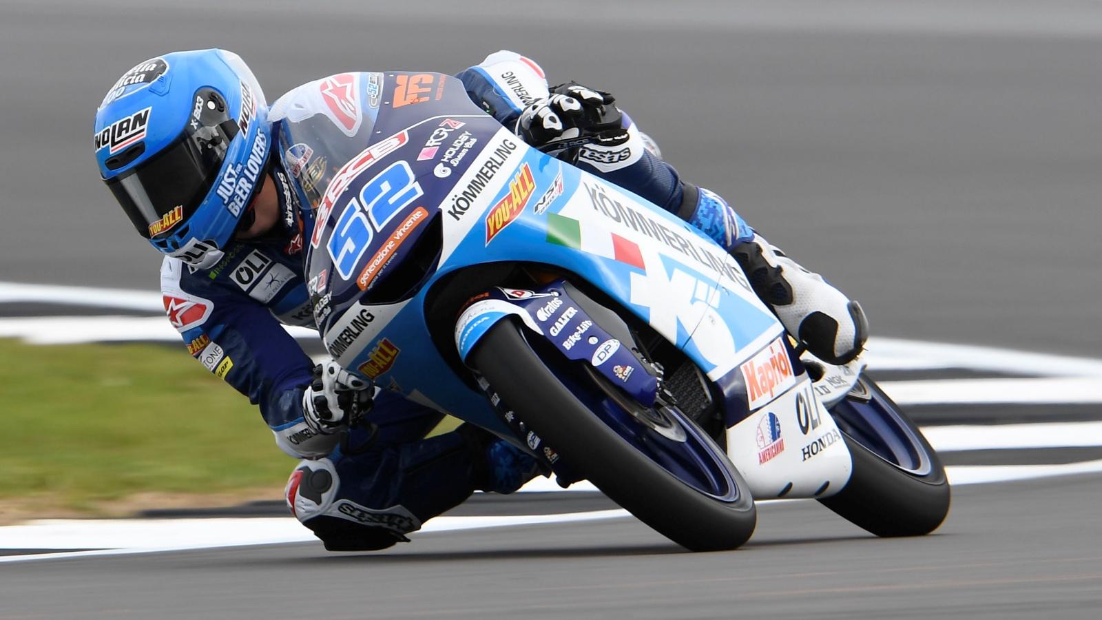 Jeremy Alcoba saltará al Mundial de Moto3 en 2020 con el Gresini Racing