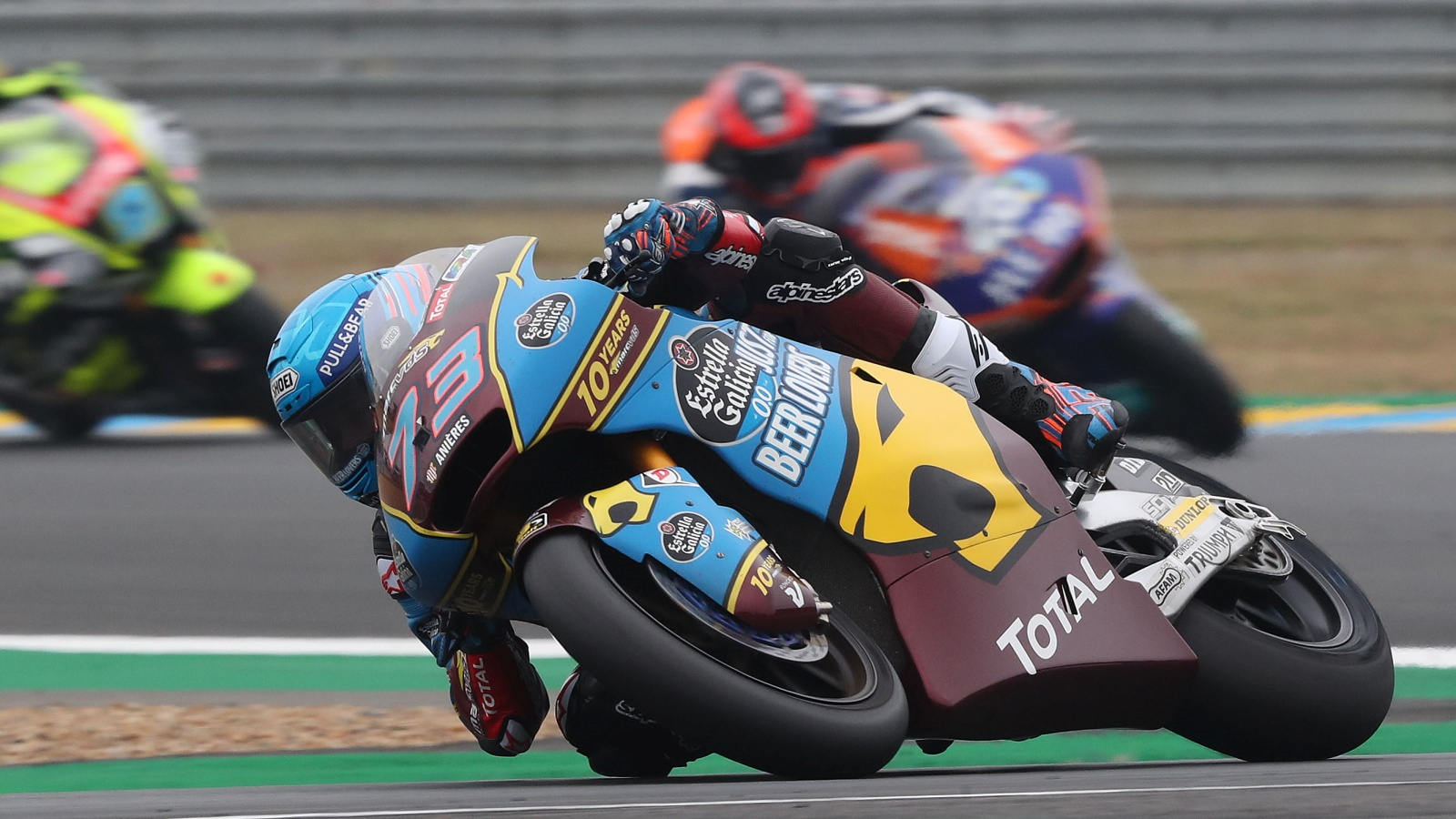 Álex Márquez será campeón del mundo de Moto2 2019 en Australia si…