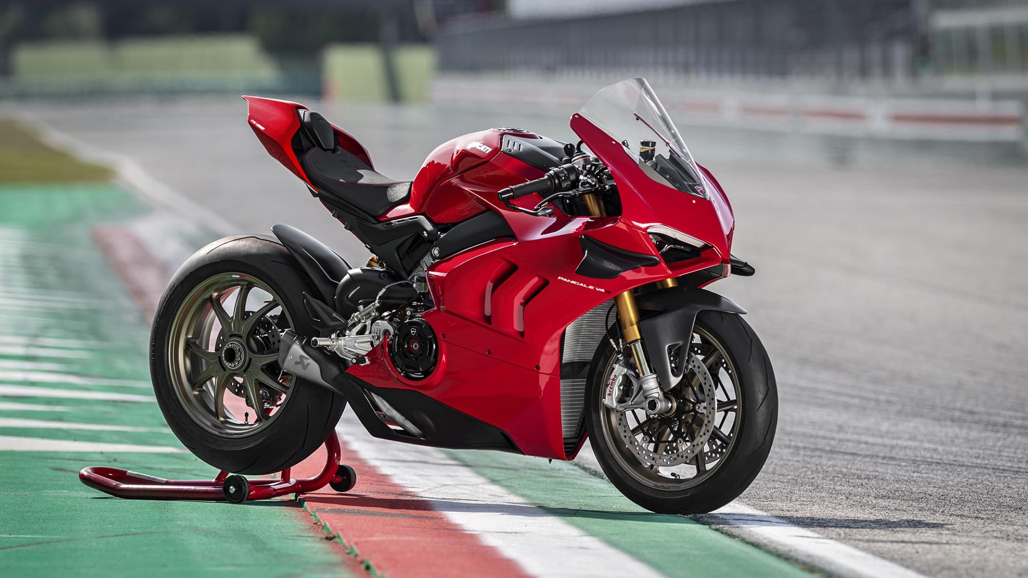 Ducati Panigale V4 2020, la SBK estándar, más R que nunca