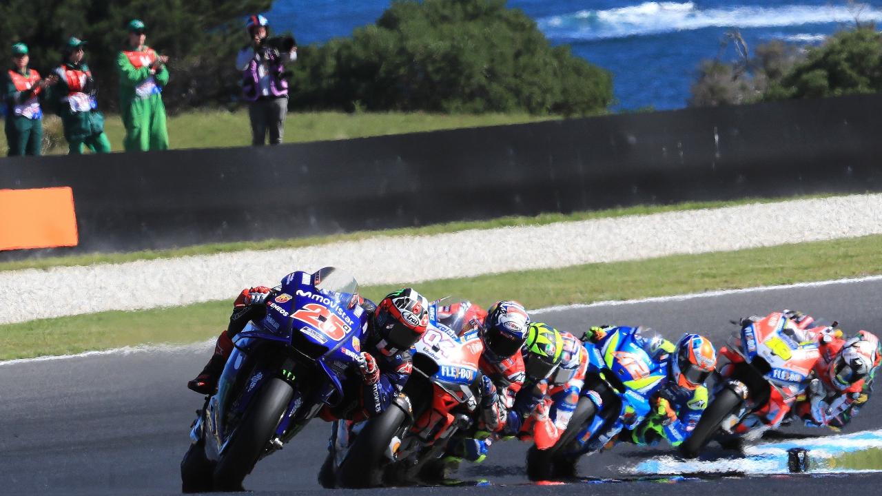MotoGP Australia 2019: Horarios y dónde ver las carreras por televisión
