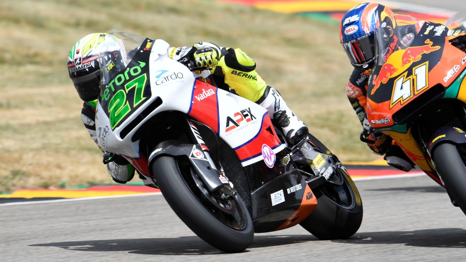 Iker Lecuona dará el salto a MotoGP en 2020 con el Red Bull KTM Tech 3