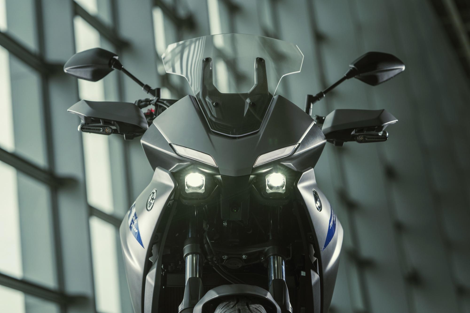 Yamaha Tracer 700 2020, impactante rediseño de la sport-touring más ligera de su segmento