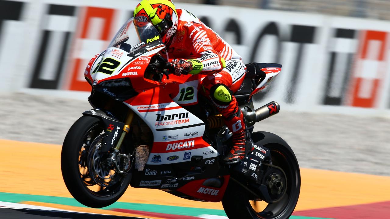 Xavi Forés vuelve al Mundial de Superbike en 2020 con la Kawasaki del Puccetti