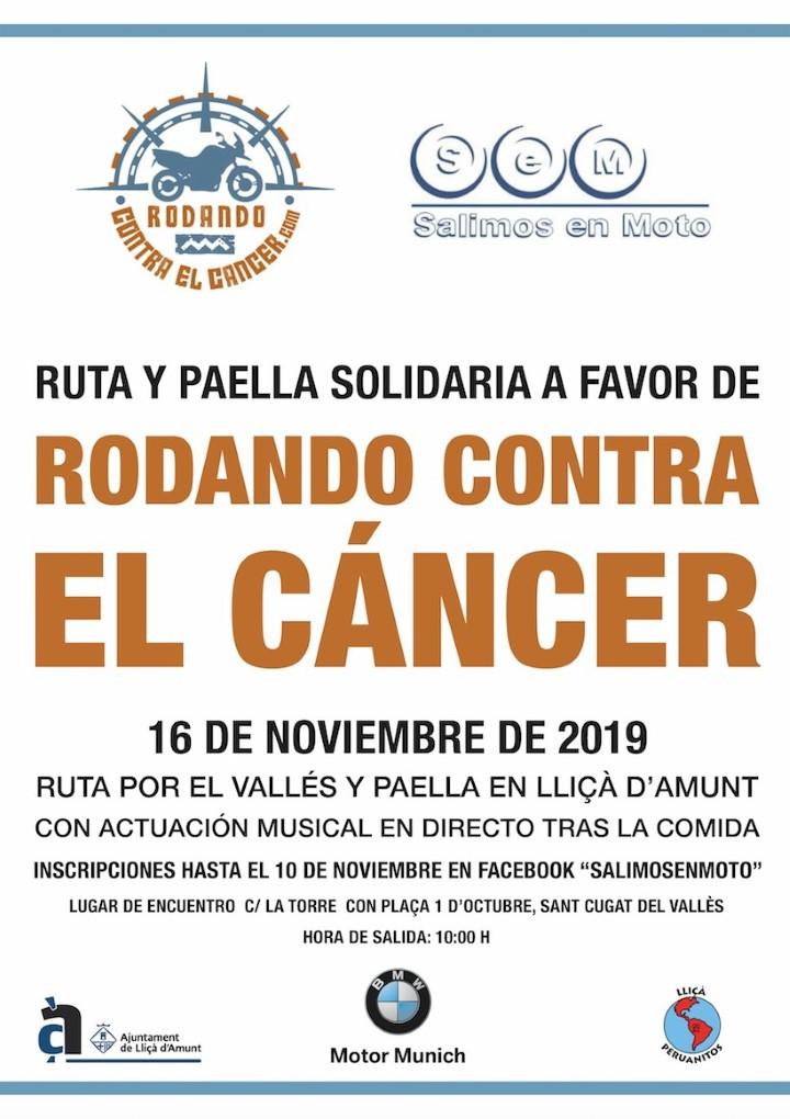 Ruta contra el cáncer