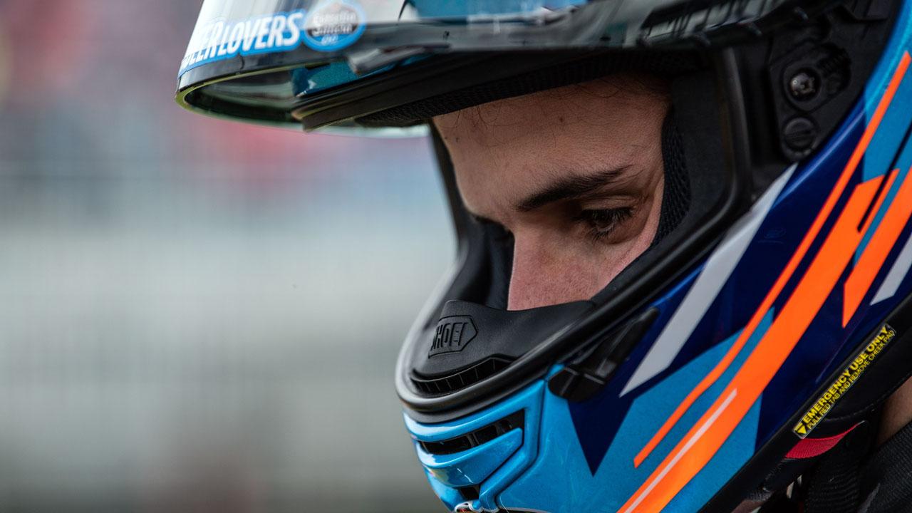 """Álex Márquez: """"He sufrido mucho en Moto2 como para no disfrutar ahora"""""""