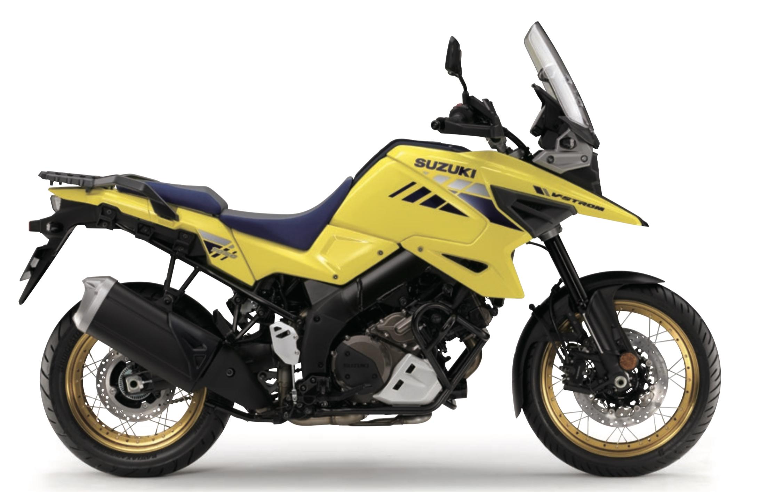Suzuki V-Strom 1050 & 1050 XT 2020, Suzuki opta por el toque vintage