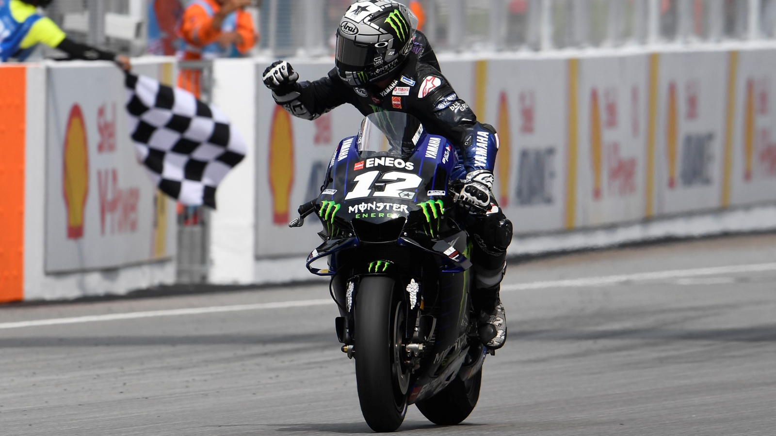 Un pequeño paso para Maverick Viñales, un gran paso para MotoGP