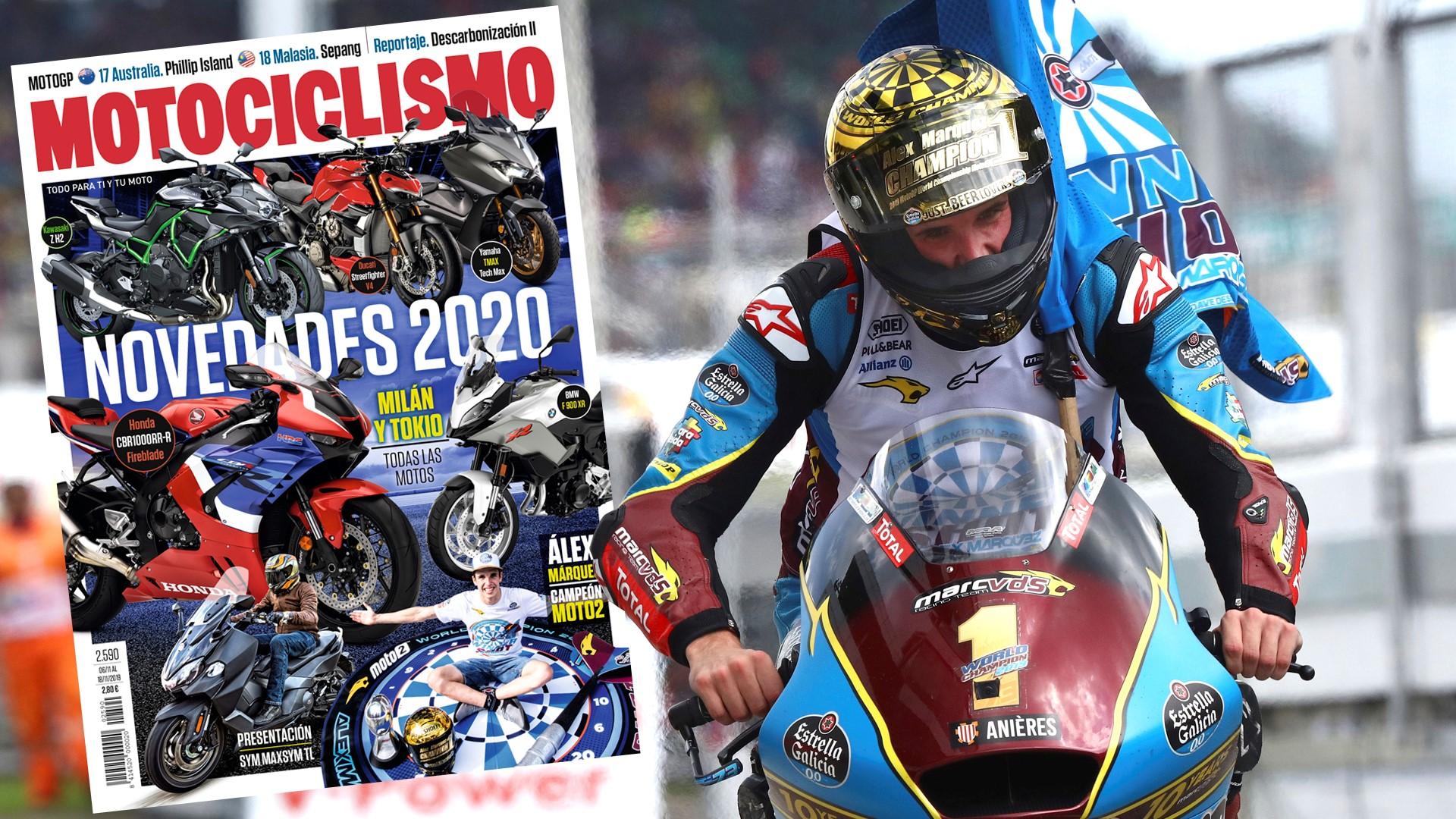 MOTOCICLISMO 2.590, contenidos y sumario de la revista