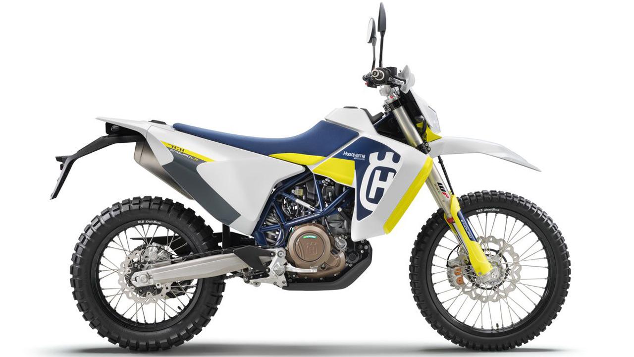 Nueva Husqvarna 701 LR