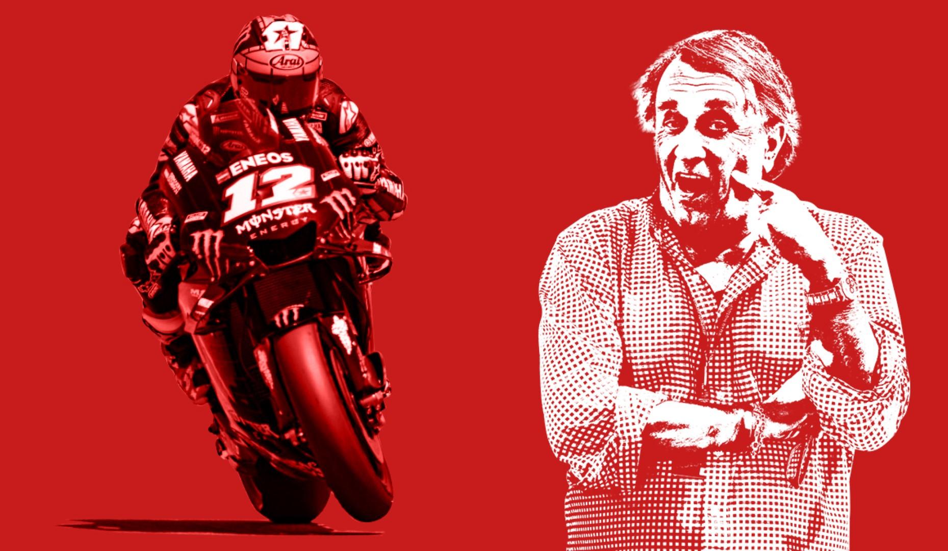 """""""Bendito problema tiene Yamaha"""", la columna de Carlo Pernat"""
