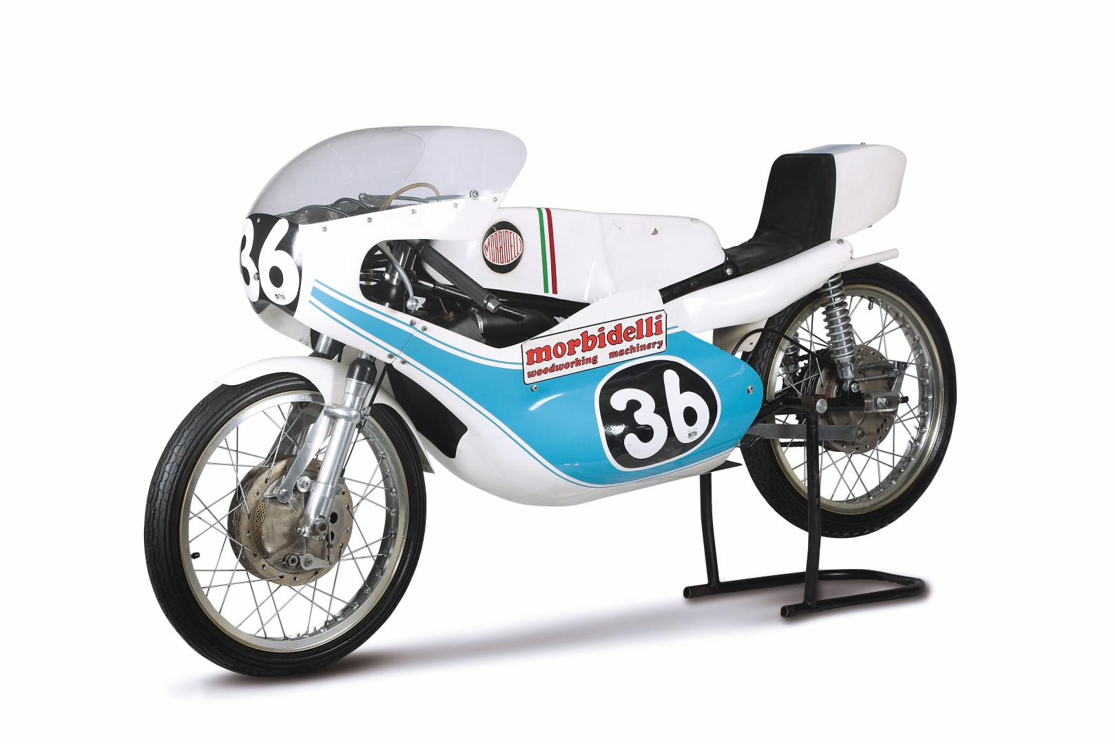 Classic Club: Morbidelli 125 GP