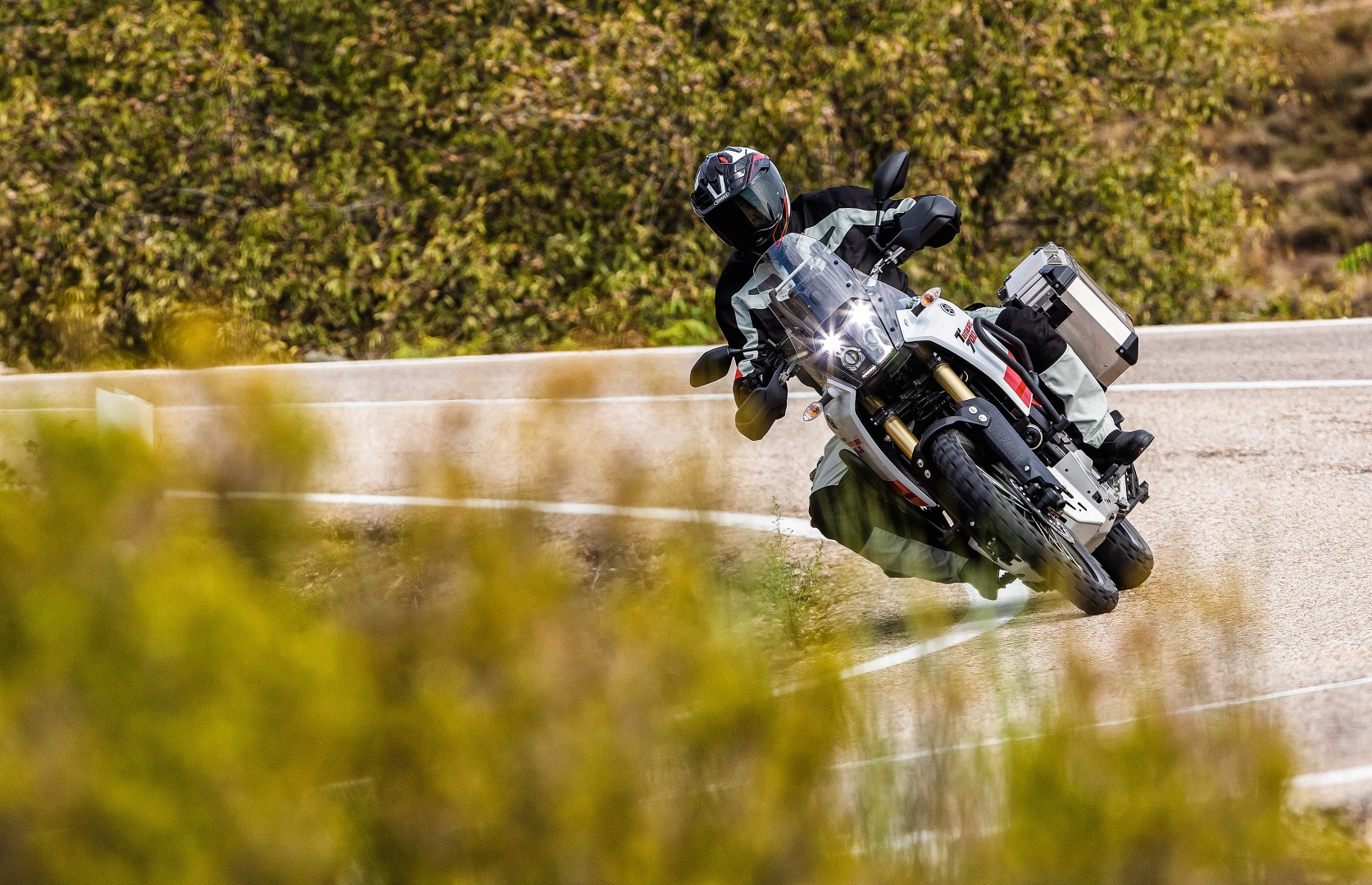 Yamaha Ténéré 700, superprueba, fotos y ficha técnica