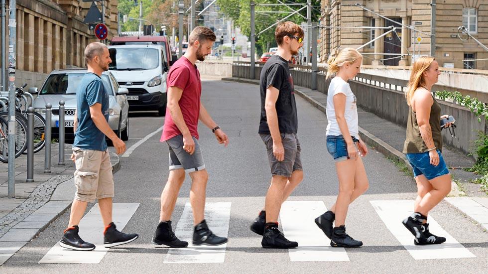 Informe: botas de caña corta