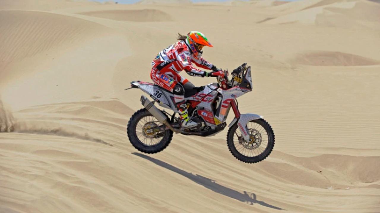 Gas Gas planea competir de forma oficial en el Dakar, MXGP y enduro desde 2020