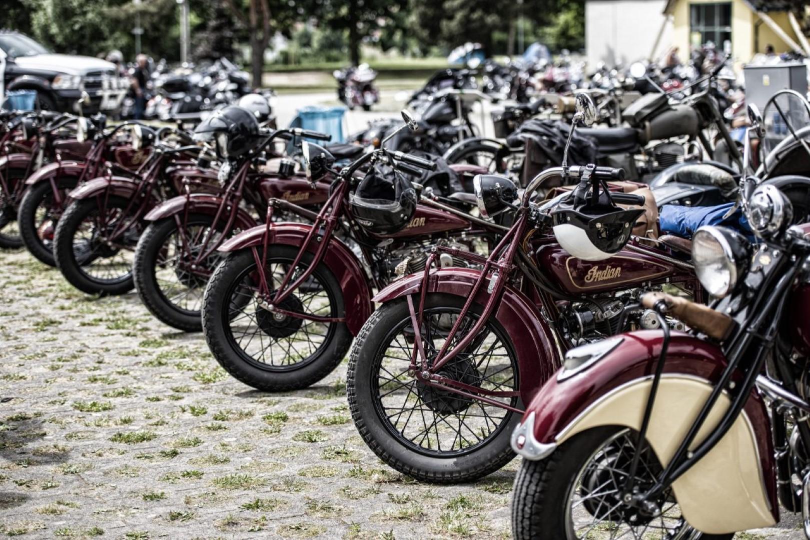 La reunión internacional Indian Riders Fest volverá a la República Checa en 2020