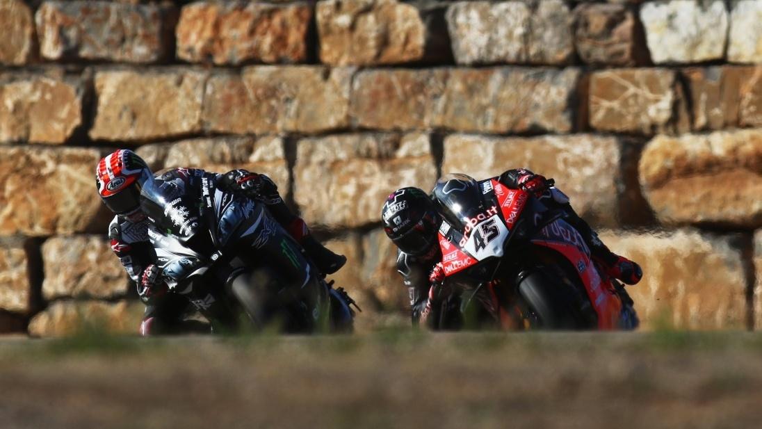 Jonathan Rea lidera el primer test de Superbike 2020 pero Scott Redding ya acecha