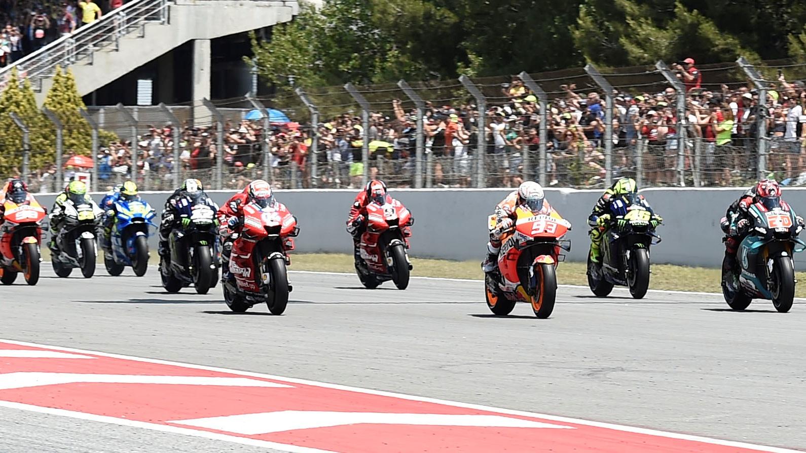 Quién puede ganar un título de MotoGP a Marc Márquez