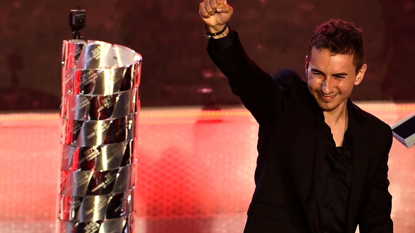 Jorge Lorenzo será el 32º MotoGP Legend, el quinto de España