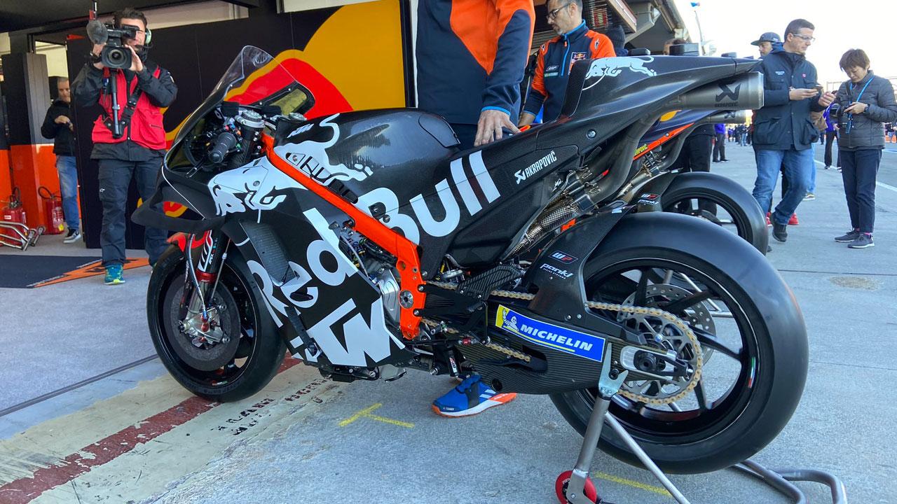 El nuevo chasis híbrido de KTM, ¿fin de una era?