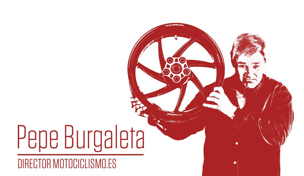 """""""Cuatro de cuatro"""". La columna de Pepe Burgaleta"""