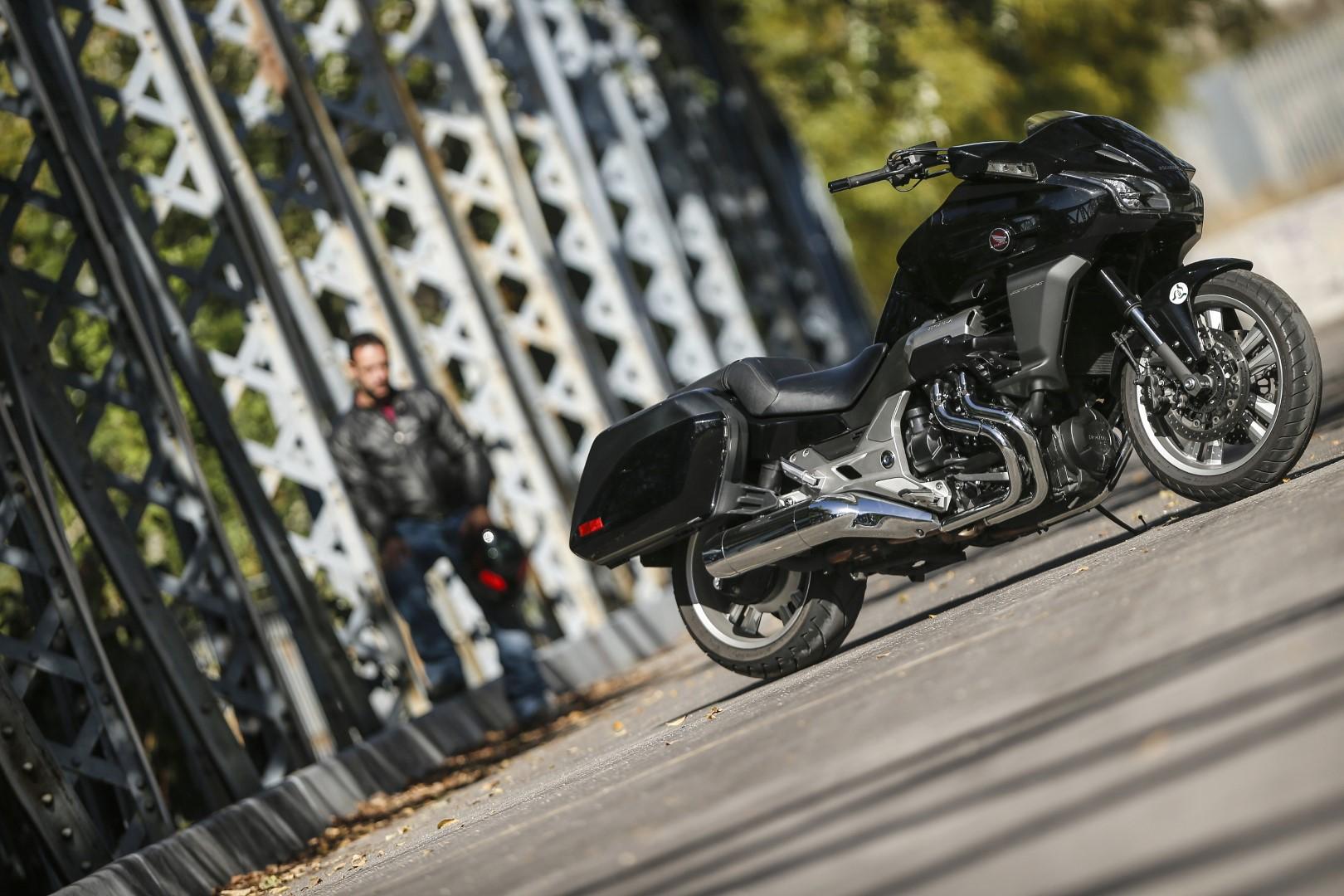 Honda CTX1300 (2014-2015), segunda mano
