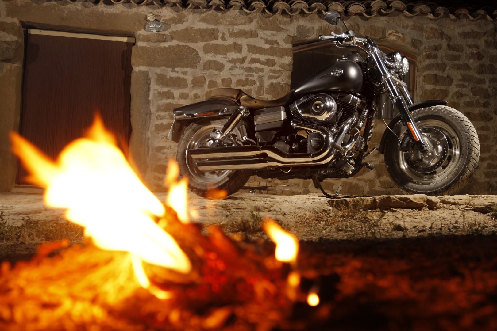Harley-Davidson Fat Bob (2008-2019), segunda mano