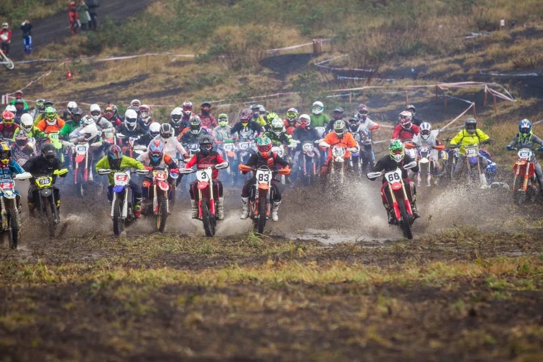 Miyake Island Enduro Race 2019: el volcán del enduro